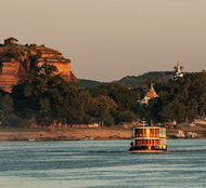 2 Days Cruise from Mandalay to Bagan