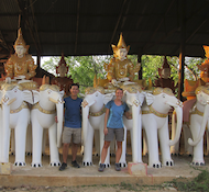 2 Days Mandalay to Bagan via Monywa and Pakokku