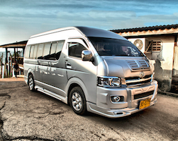 Private transfer from Pak Bara to Koh Lanta