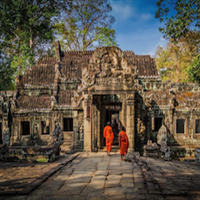 Private full day Angkor Thom, Bayon, Thaphrom & Angkor Wat
