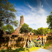 Ayutthaya & Bang Pa In our 'Local way' - Private & full day