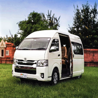 Private Transfer Kanchanaburi to Ayutthaya or Khao Yai