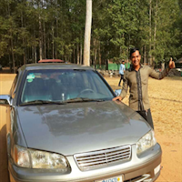 Private transfer in Siem Reap from Airport, Bus to Hotel and v.v.
