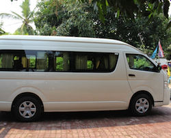 Private Transfer Lanjia Lodge to Chiang Mai Hotels or airport
