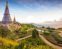 Private Transfer from Chiang Mai to Doi Inthanon or v.v.