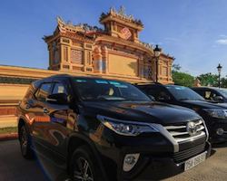 Private overland transfer from Hue to Hoi An