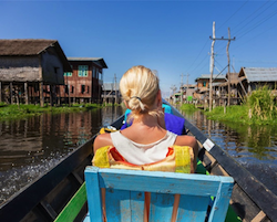 Private Boat + Car Transport from Hotel on Inle Lake to Heho Airport or city