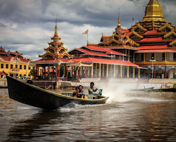 Private Full Day visit on Inle Lake & Indein village