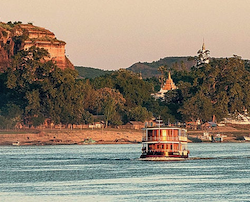 Irrawaddy River Cruise from Mandalay to Bagan - Joined