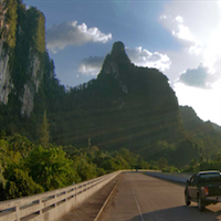Private transfer Khao Sok to Khao Lak or Phuket