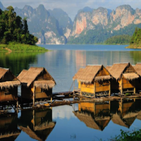 2 Days Khao Sok Cheow Lan Lake Adventure - Joined program