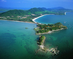 Private transfer from Lanta to Trang, Kuan Tung Ku or Pak Meng pier