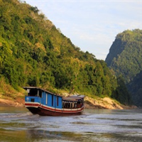 2 days private local boat charter Mekong River Cruise