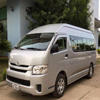 Private overland transfer from Pakse to Ubon Ratchathani