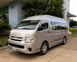 Private transfer from Vientiane to Vang Vieng