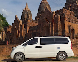 Private Transfer Mandalay to Pin Oo Lwin or Nawnpeng (Gokteik)