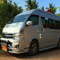Private transfer from Chumphon Train station to hotel or v.v.