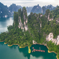 3 Days Cheow Lan Lake - Khao Sok Luxury Adventure