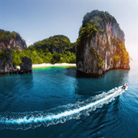 Full day James Bond Island & Phang Nga Bay from Krabi