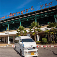 Private transfer from  Surat Thani  Airport