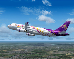 Air ticket from Krabi to Bangkok or to Chiang Mai