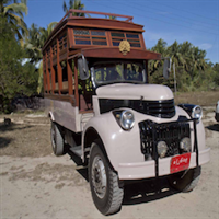 Transfer from Thandwe Airport to Ngapali Beach or v.v.