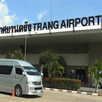 Private transfer Trang Airport to Kuang Tung , Pak Meng Pier or Hat Yao Pier or v.v.