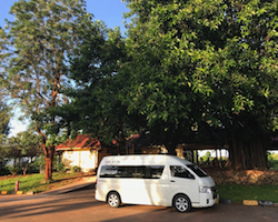 Private transfer from Lampang to Chiang Mai with stops