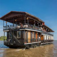 3 Days Vat Phou Cruise - joined program