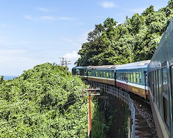 Night train from Danang to Nha Trang or Ho Chi Minh City