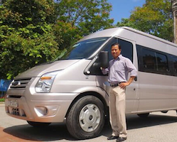 Private transfer from Nha Trang to Da Lat
