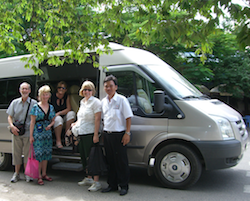2 Days Private overland transfer Chau Doc to Ho Chi Minh City