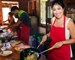 Chiang Mai Thai Cookery School - joined program