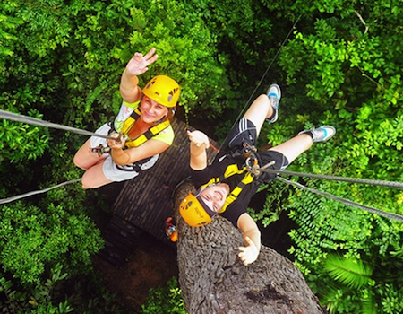 Flight of the Gibbon, Chiang Mai - Join Program