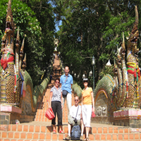 Private Half Day Doi Suthep
