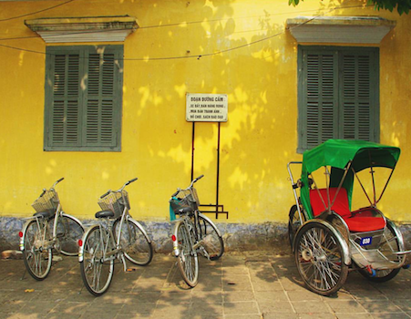 Hoi An - Cam Kim discovery tour by bicycle