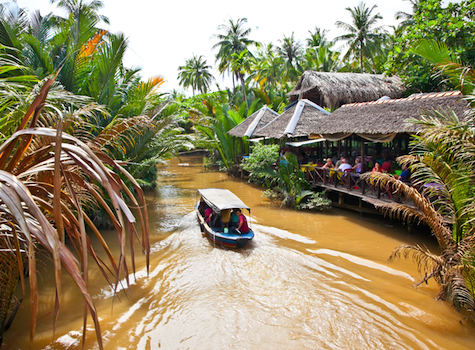 3 Days Mekong Delta from Phnom Phen to Chao Doc, Can Tho and Ho Chi Minh City - Private