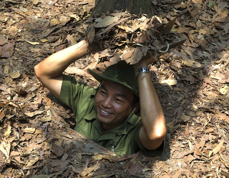 3 Days Ho Chi Minh City with the Cu Chi Tunnels