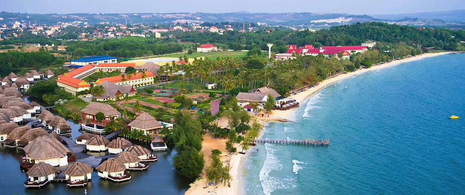 Private Transfer From Sihanoukville Airport To Hotel Or V V