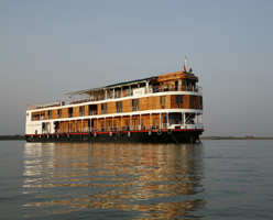Irrawaddy River Cruise from Bagan to Mandalay - Joined