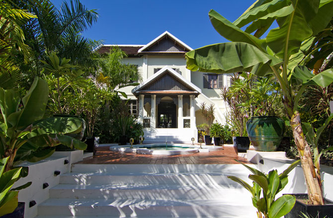 villa maly luang prabang boutique hotel laos. Black Bedroom Furniture Sets. Home Design Ideas