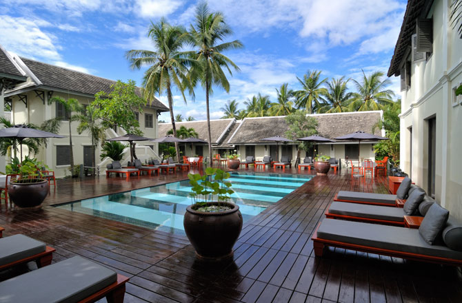 Villa maly luang prabang boutique hotel laos for Luang prabang luxury hotels