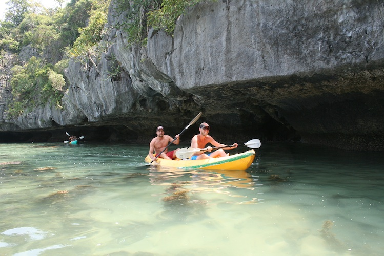2 Days • Ang Thong Adventure Explorer