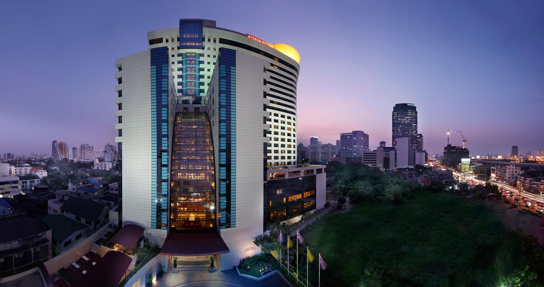 Avani atrium bangkok for Hotel bangkok