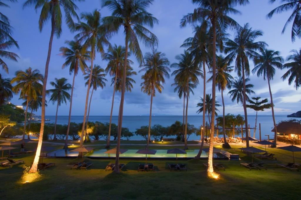 Haadtien Beach Resort Koh Tao Island