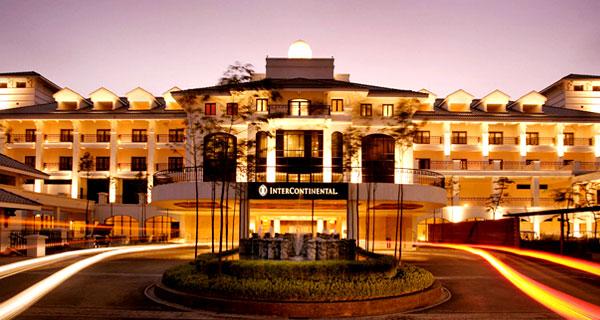 Intercontinental hanoi westlake for Design hotel vietnam