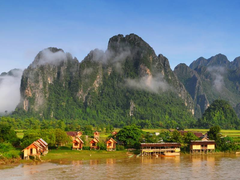 Private Day Tour From Vientiane To Vang Vieng
