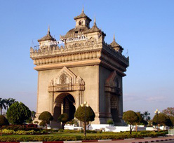 Private Full day city tour Vientiane