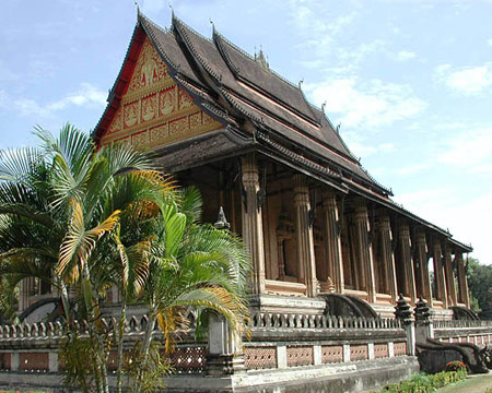 Private Half Day City Tour Vientiane