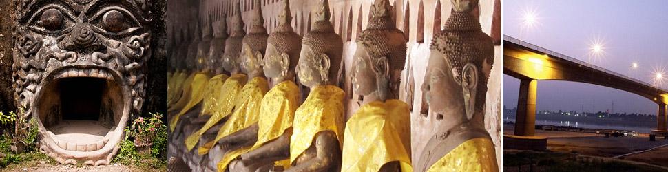 Private Full Day City Tour Vientiane
